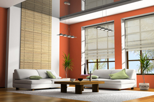 Motorized and Automated Shades from The Bella Rose Group